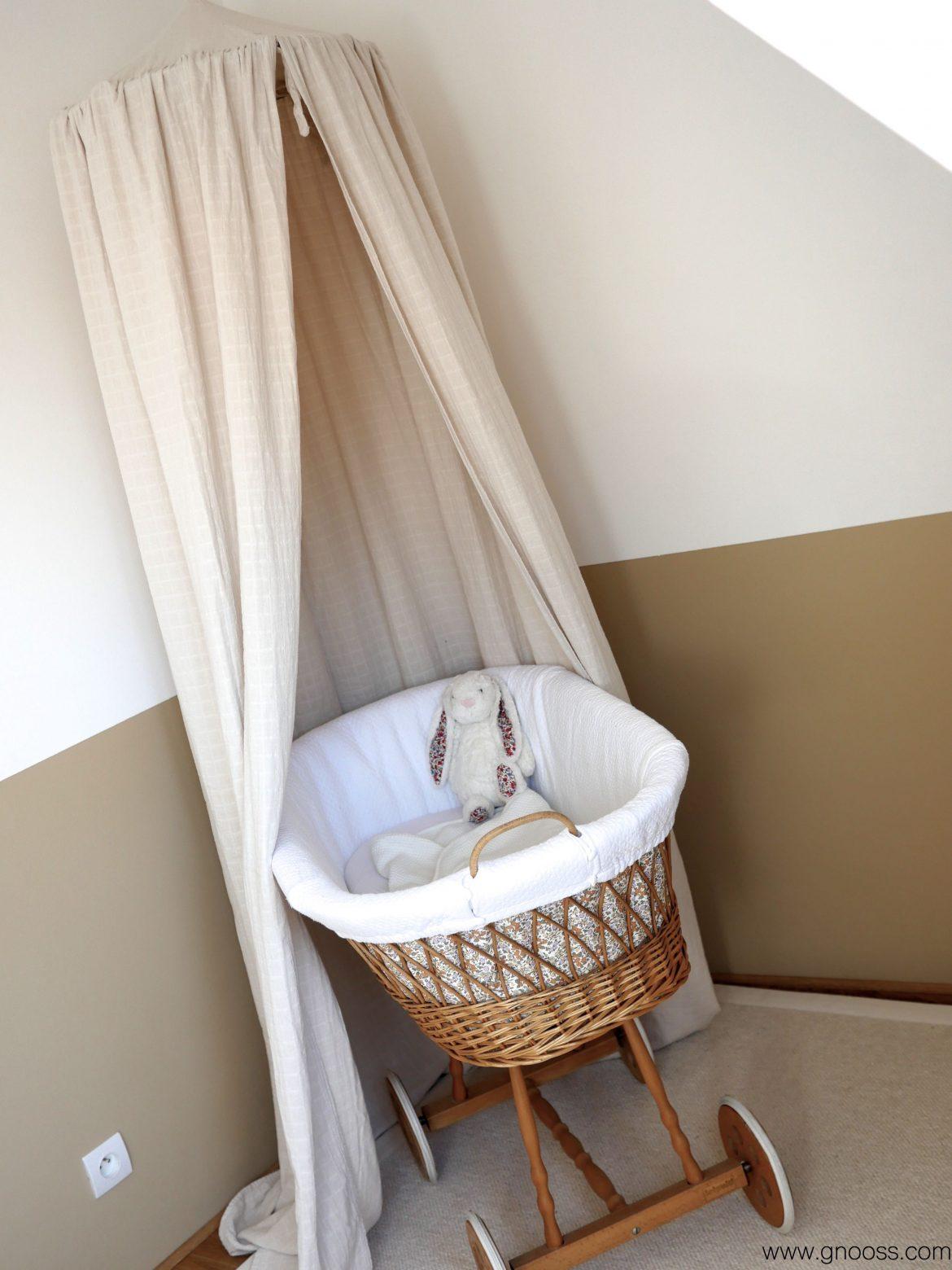 chambre bébé vintage gnooss - GNOOSS