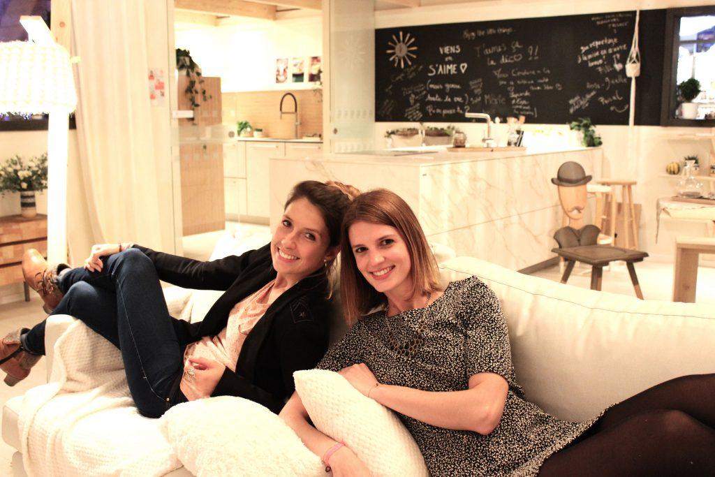 Pauline et Julie La Maison de Caroline 2016 GNOOSS Colmar