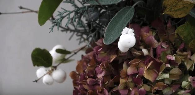 gnooss DIY couronne noel