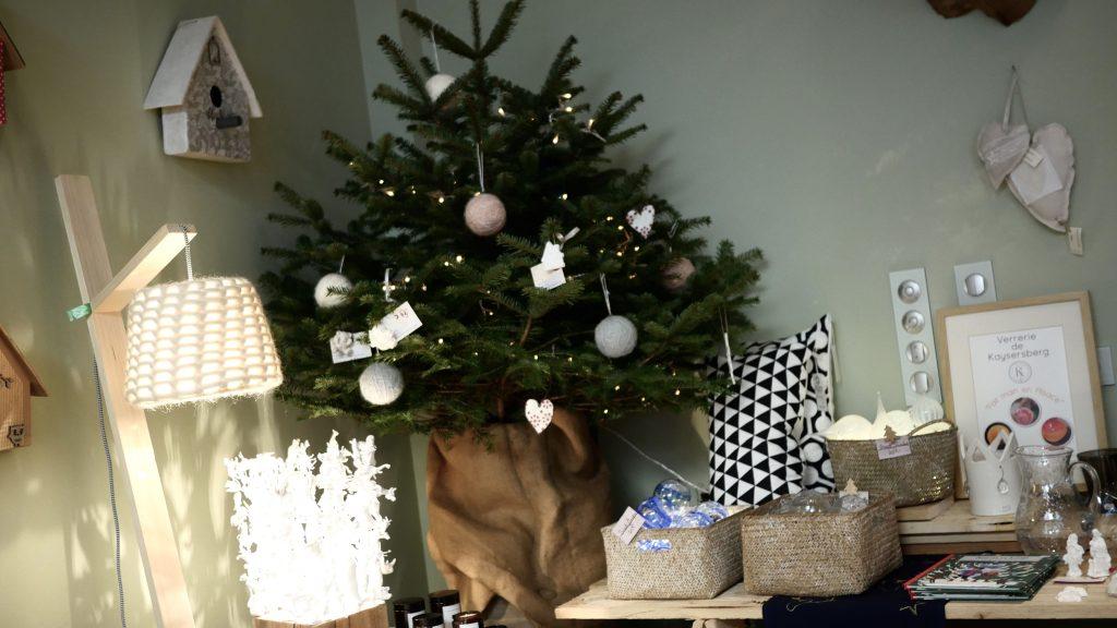 Boutique éphémère Noël Bonheur GNOOSS
