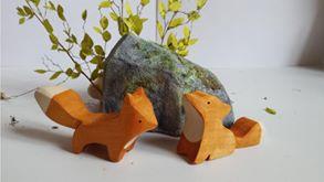 jouets en bois - brin ours-jouets-bois-renard-gnooss