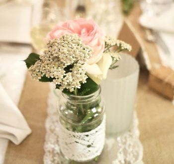 id es d co pour une table de mariage champ tre gnooss. Black Bedroom Furniture Sets. Home Design Ideas